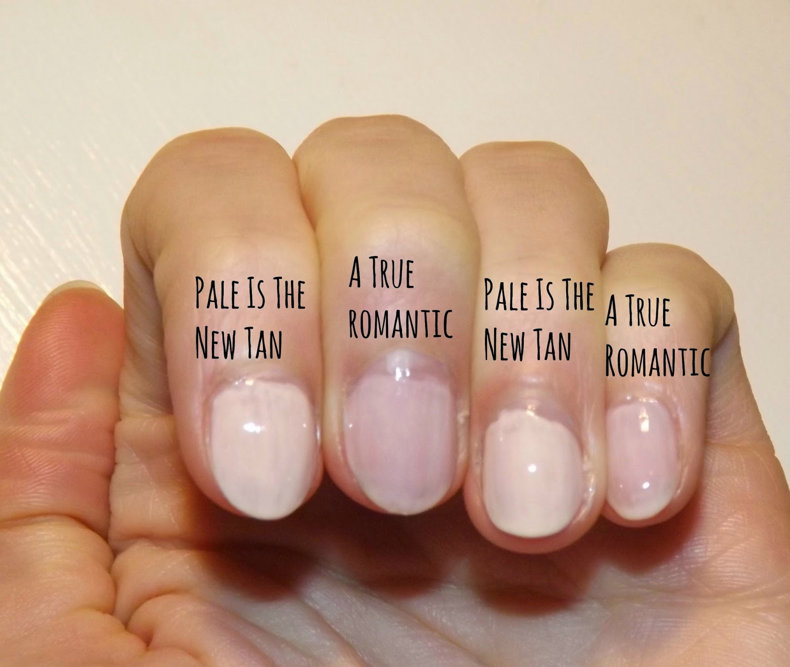 Perfectly Polished 12: Dupe Post: Sephora by OPI\'s \