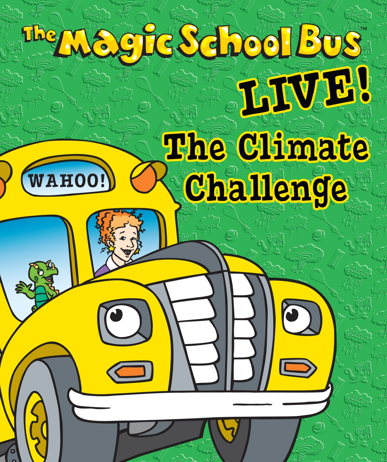 The Magic School Bus Works Out The Magic School Bus is an