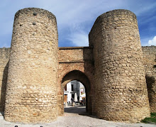 Puerta de Almocábar. Ronda