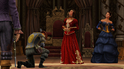 The Sims Medieval Pirates And Nobles Pc