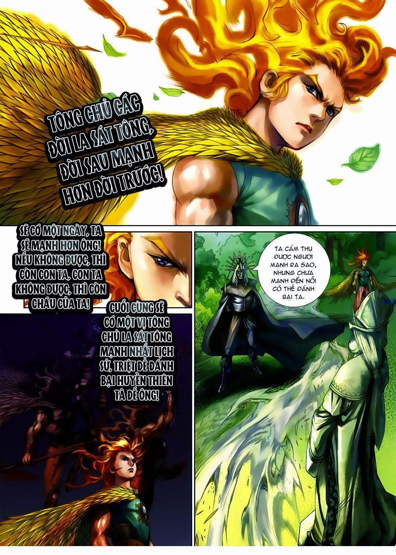 Thần Binh Tiền Truyện 4 - Huyền Thiên Tà Đế chap 14 - Trang 20