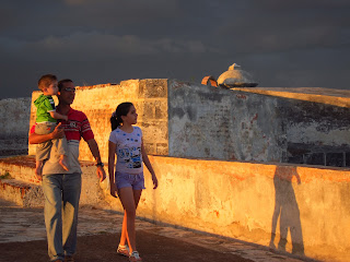 Santiago de Cuba at El Morro