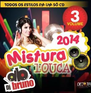 CD Mistura Louca Vol.3