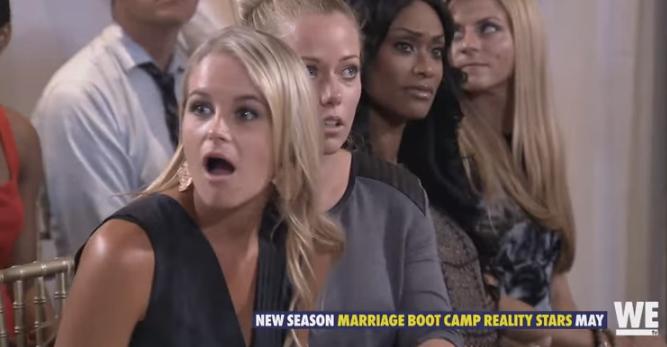 Marriage Boot Camp Jordan Lloyd