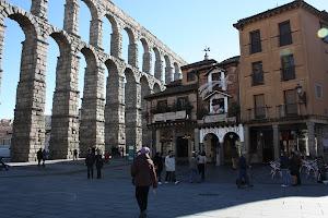 Casa Cándido. Segovia.