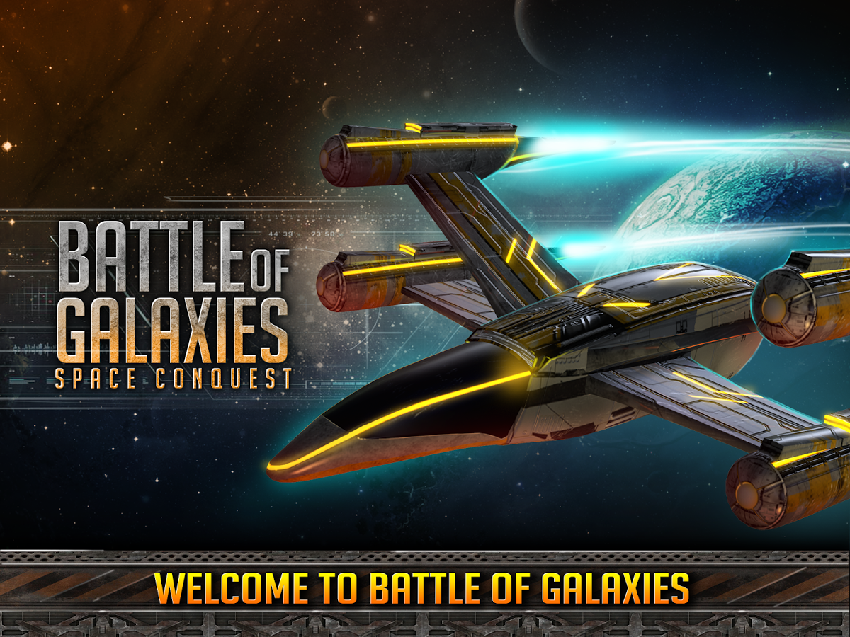 Battle Of Galaxies MOD ( Unlimited Money ) Full Apk + Data
