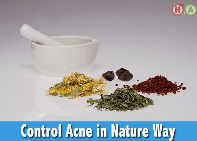 Control Acne in Nature Way
