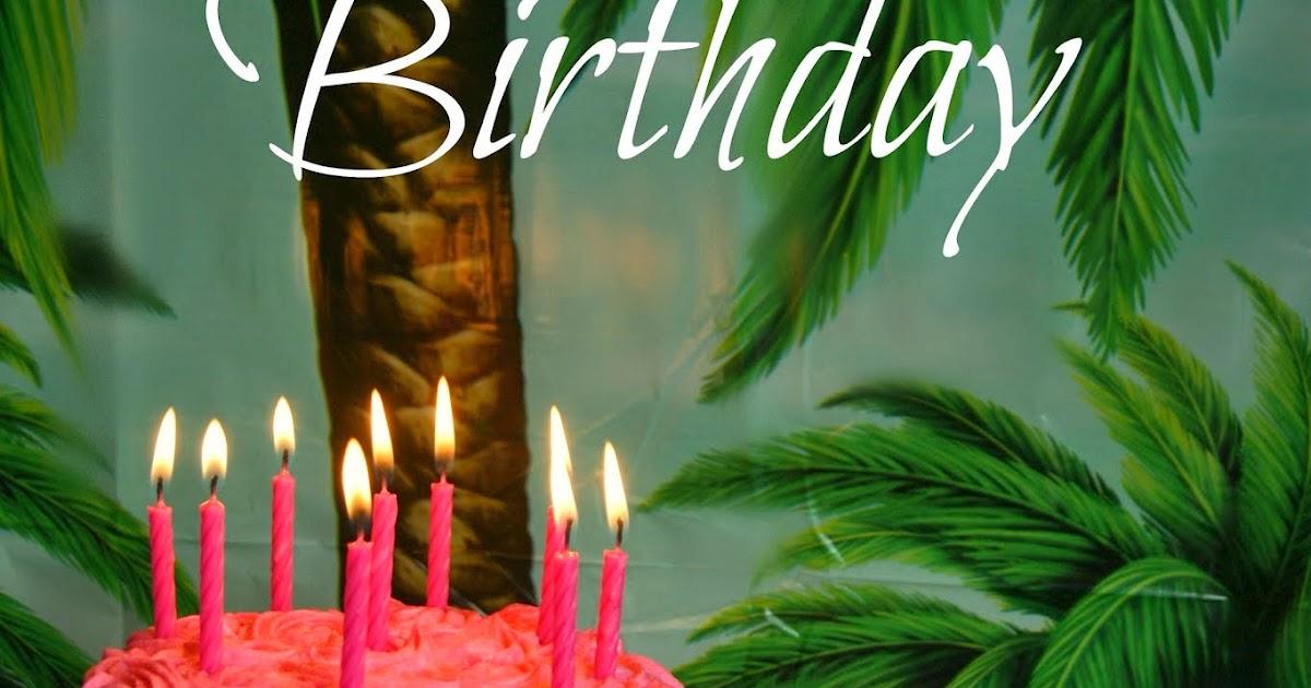 Michelle Paige Blogs Hawaiian Birthday Party