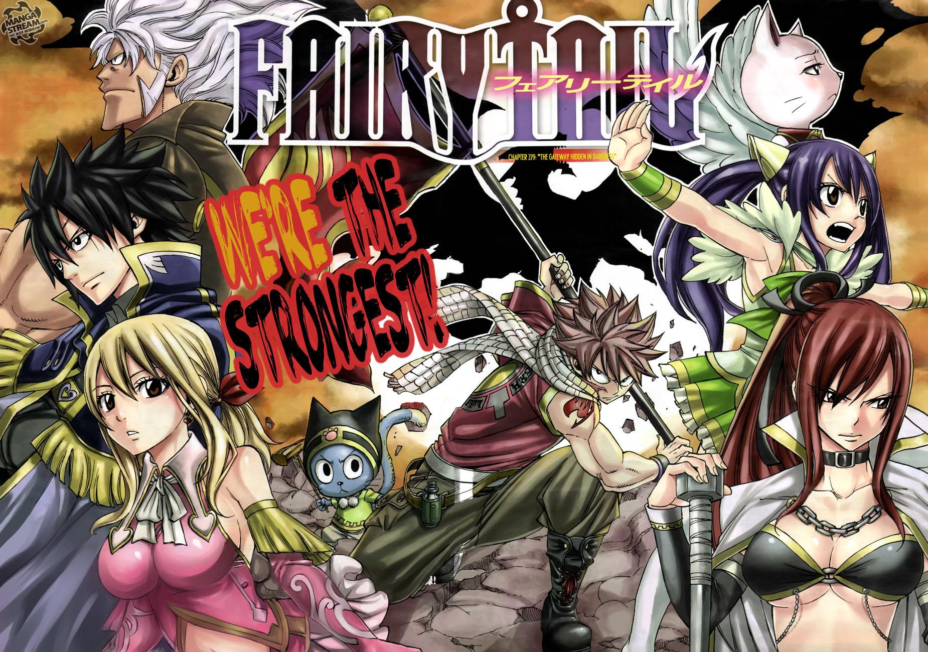 TruyenHay.Com - Ảnh 3 - Fairy Tail Chap 279
