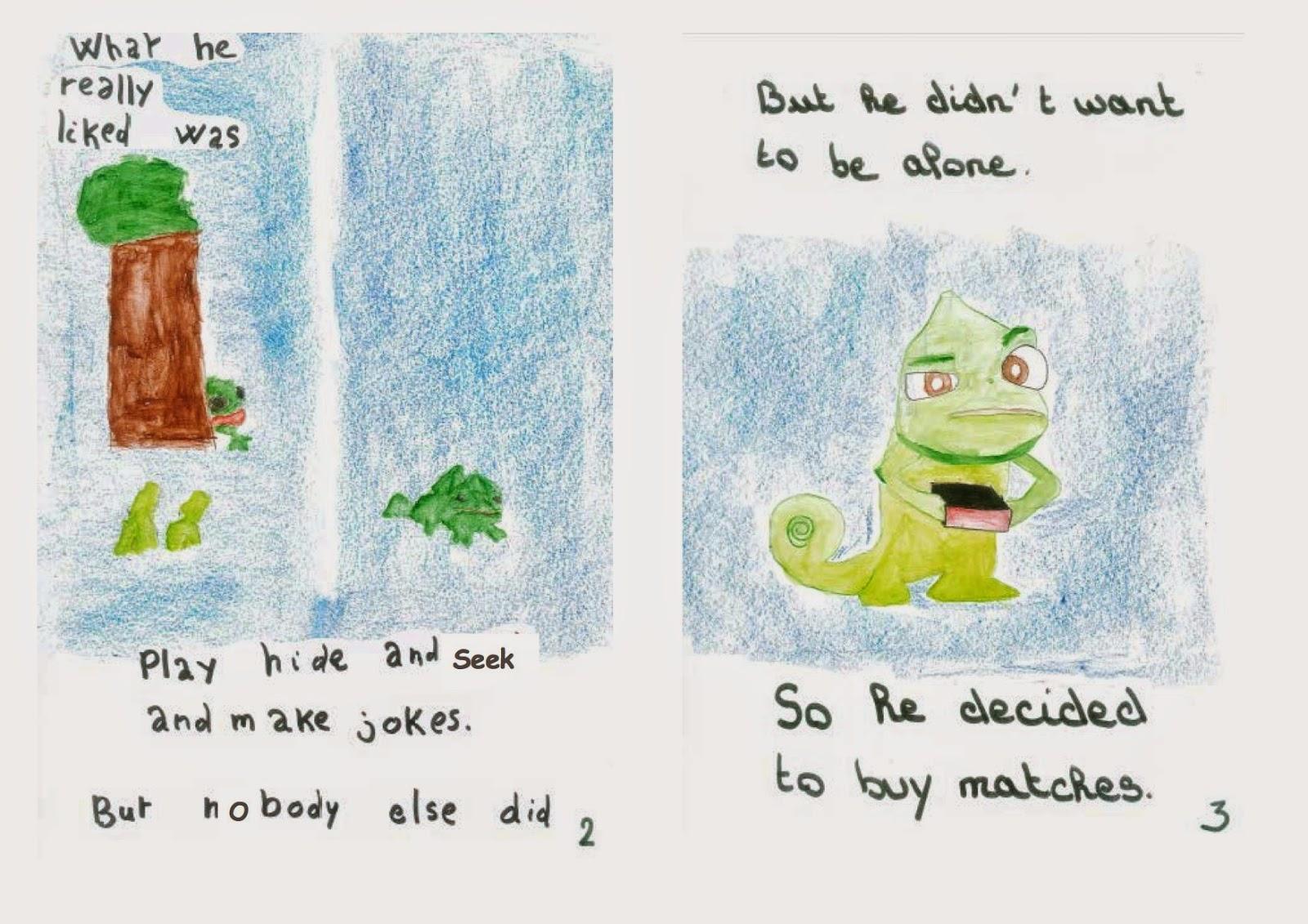 the crocodile who didn t like water pdf