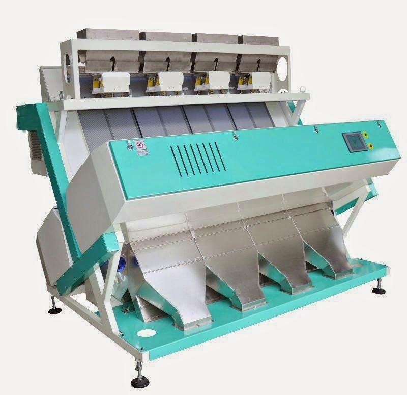 Buhler Color Sorter Machine for Rice