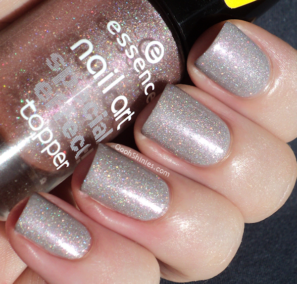 Essence Grey-t To Be Here Holo Topping, Please!