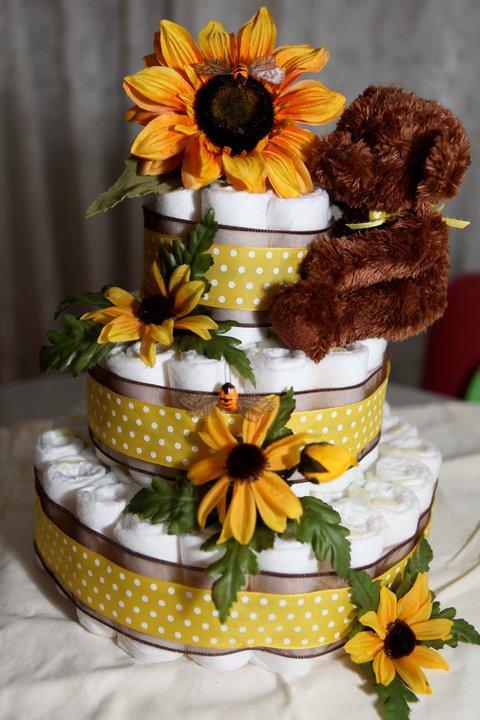 Kaylynn Cakes Diaper Cakes