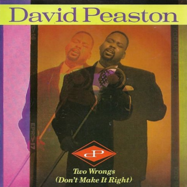 David Peaston Two Wrongs