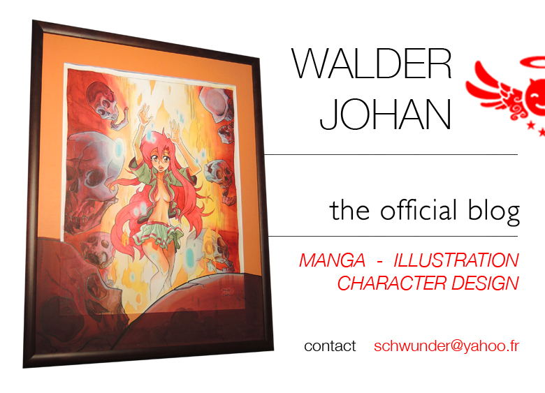 Walder johan official blog