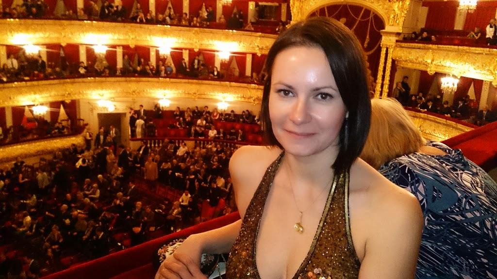 Всемирный день театра, Большой театр Чародейка, Большой театр опера