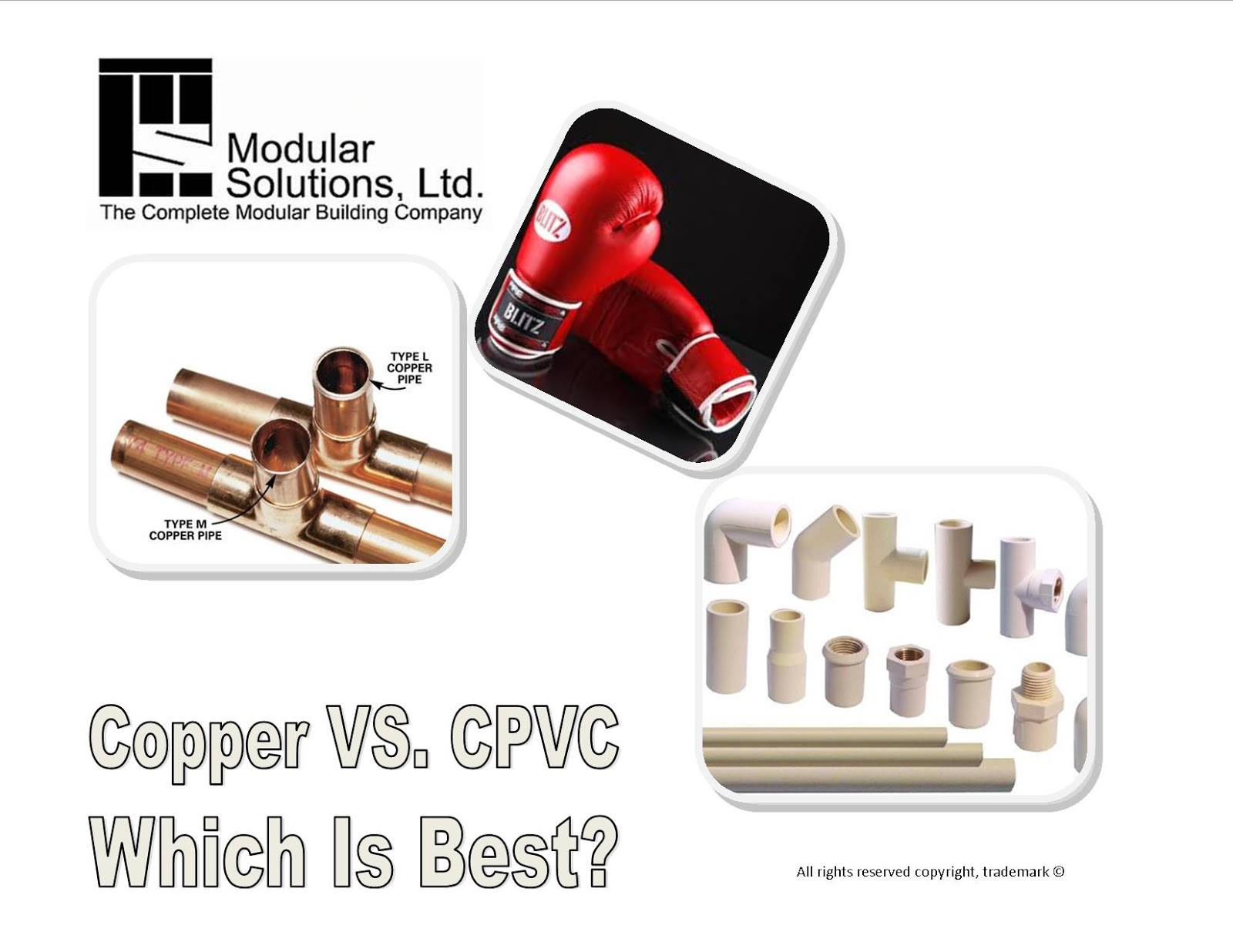 Modular solutions ltd the experts on prefabricated for Cpvc vs copper