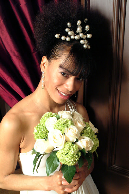 wedding hairstyles african american women