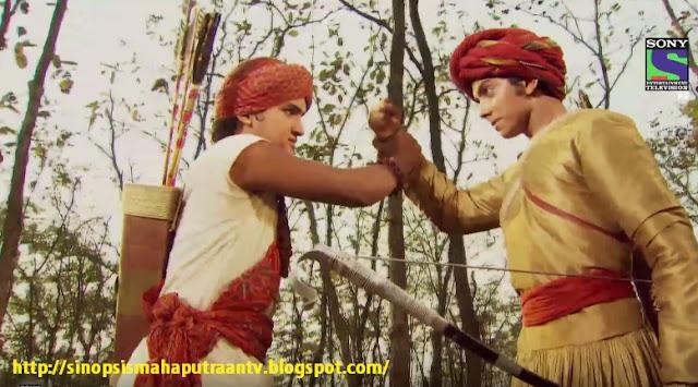 Sinopsis Mahaputra Episode 166