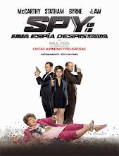 Spy: Una espía despistada (2015) [Latino]