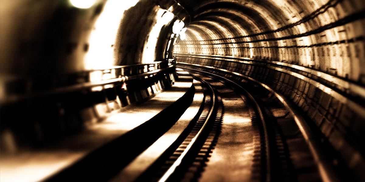 Buildings Tunnel l 300+ Muhteşem HD Twitter Kapak Fotoğrafları