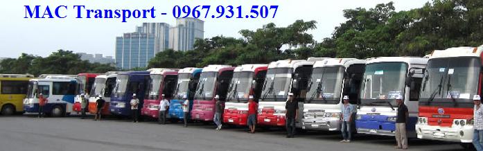 cho thuê xe giá rẻ tại hà nội - mactransport