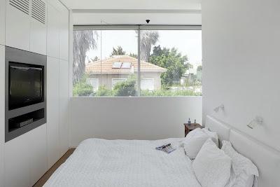 Ruang Tidur Warna Putih 4