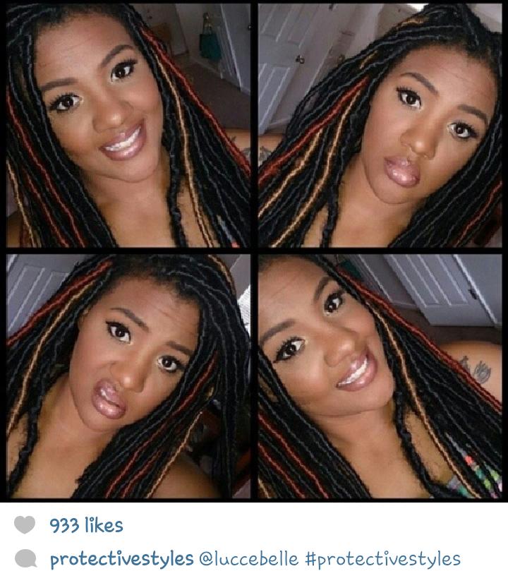 Faux Marley Hair Locs