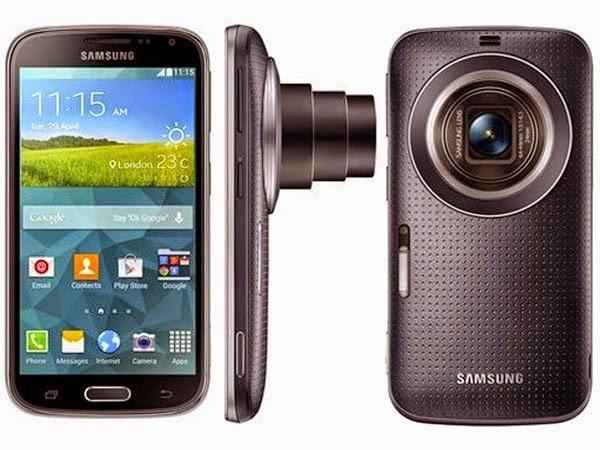 Harga Dan Spesifikasi GALAXY K zoom SM-C111, Handphone