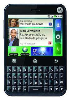 Motorola MB502 Charm