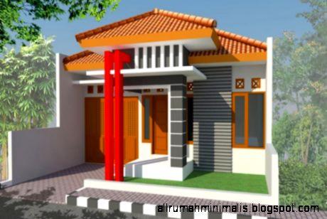 Model Gambar Desain Rumah Idaman Minimalis