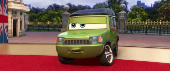 Single Resumable Download Link For Hollywood Movie Cars 2 (2011) In  Dual Audio