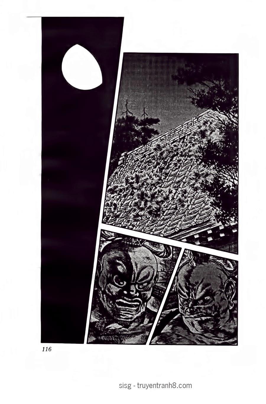 Nijiiro Togarashi - Ớt Bảy Màu chap 76 - Trang 5