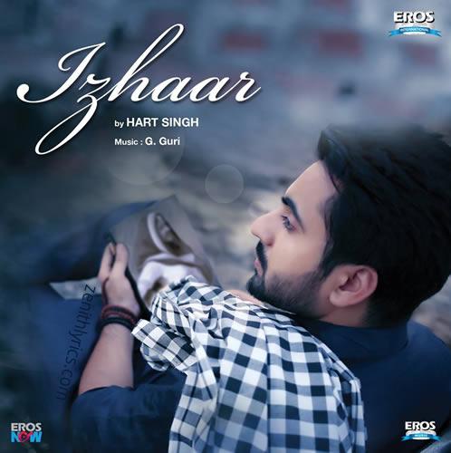 Izhaar - Hart Singh