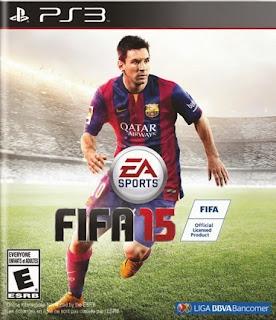 Download FIFA 15 Torrent PS3 2015