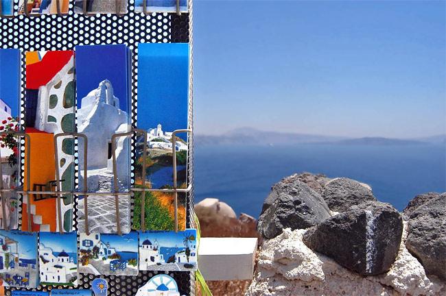 Cartes postales Grèce par Pascal Serre