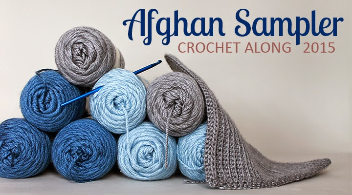 Crochet Along : 2015 Crochet Along Afghan Sampler The Inspired Wren