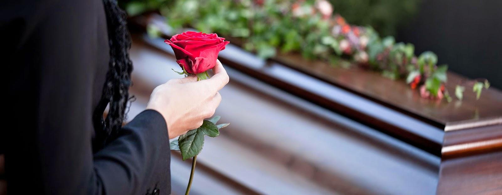 Comportamientos en un funeral