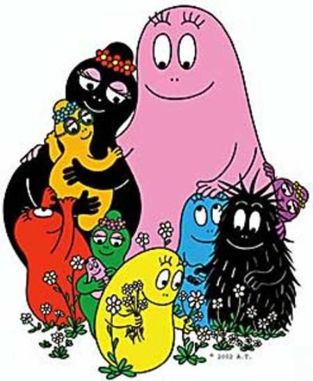 Família Barbapapa