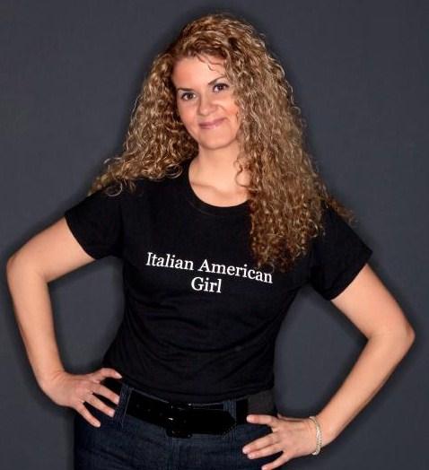 italian american girl '