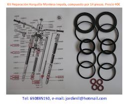 Kit horquilla Montesa Impala