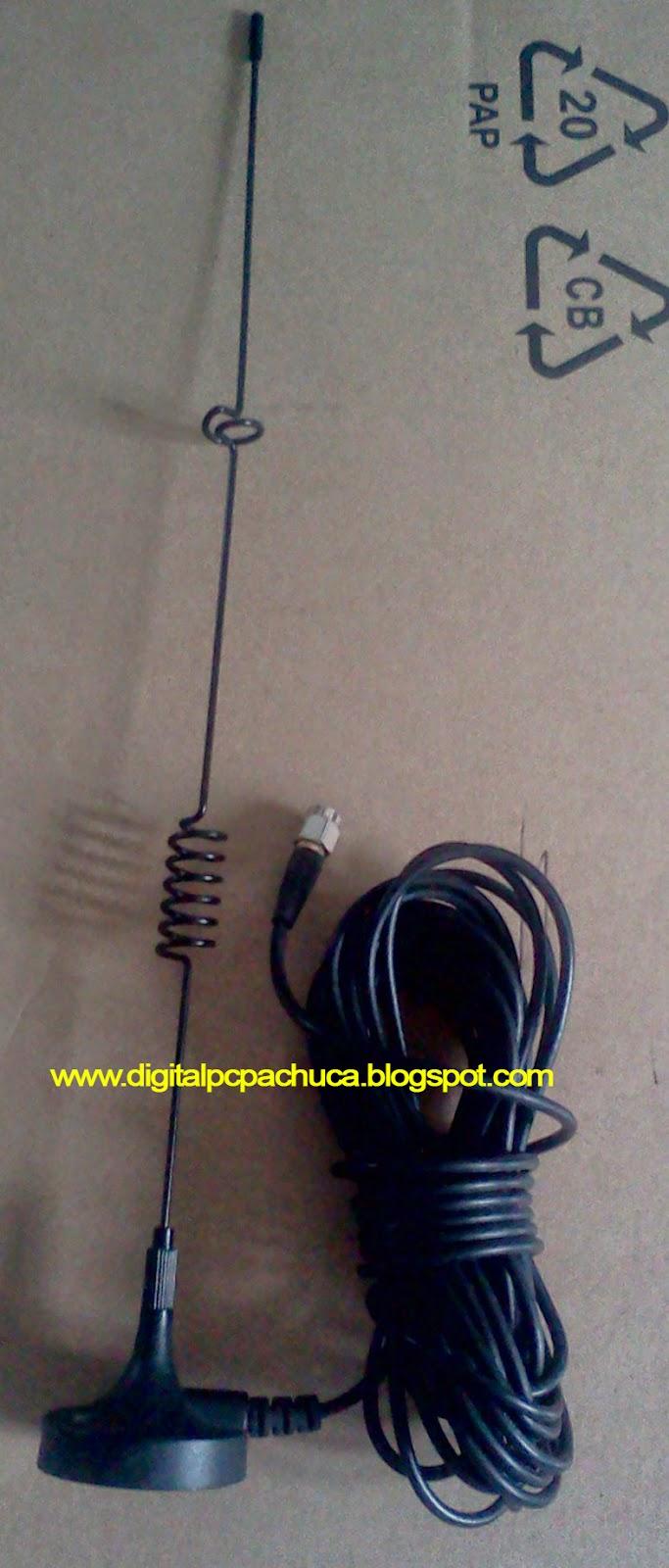 Antena externa gsm gprs para tpv