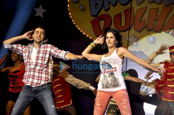 Katrina Kaif Performance at Audio release of 'Mere Brother Ki Dulhan'