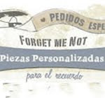 piezas personalizadas