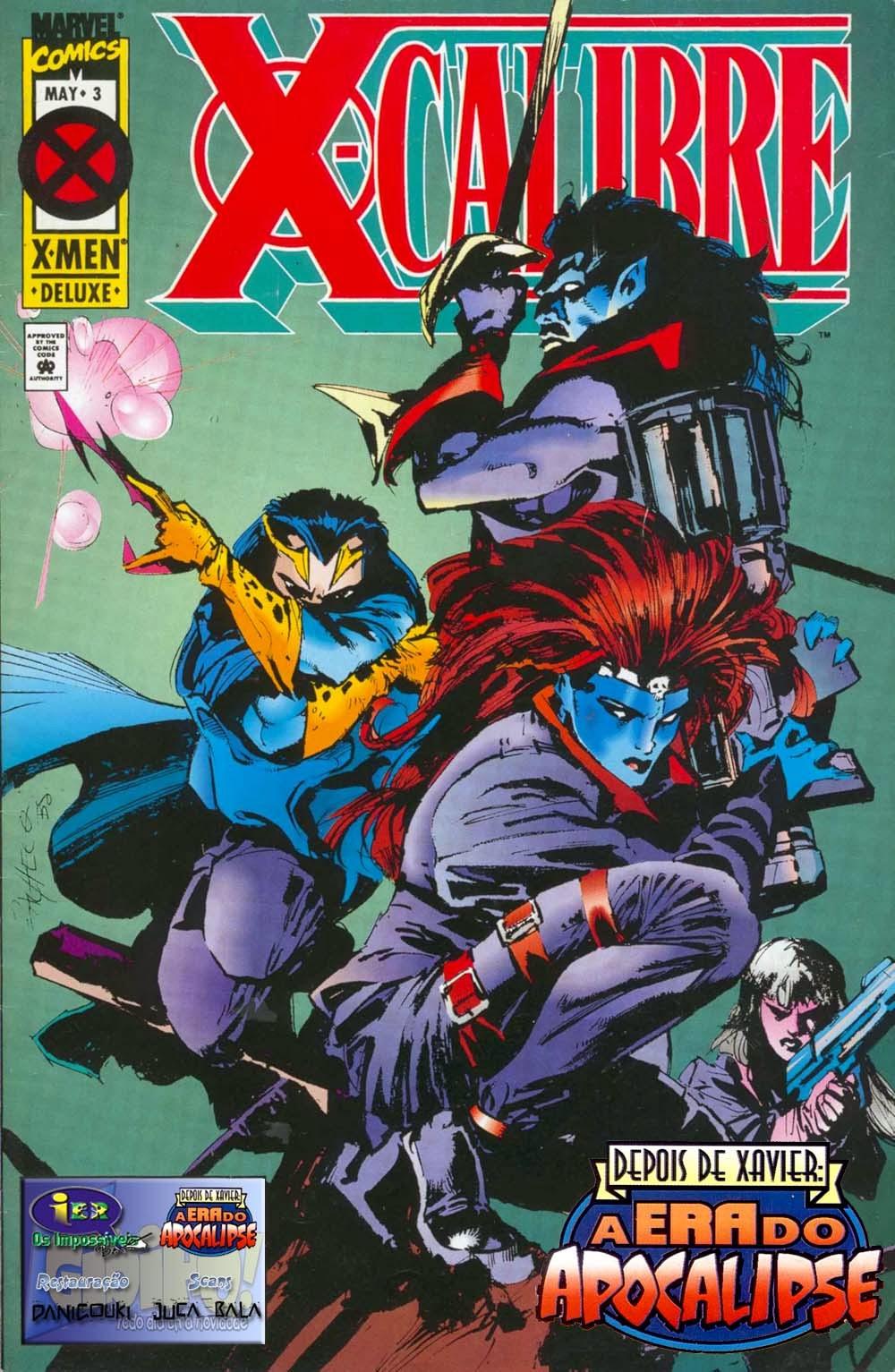 X-Men - A Era do Apocalipse #32