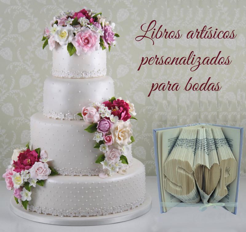 Mis libros artisticos de boda en You Tube