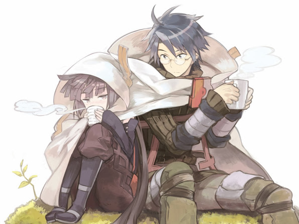Shiroe Akatsuki Log Horizon 76
