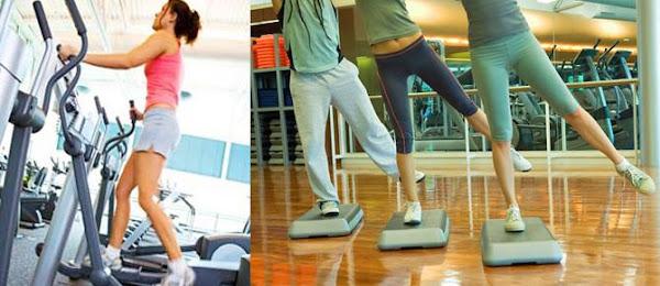 Step mantenerse en forma