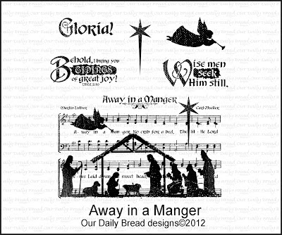 ODBD Away In A Manger