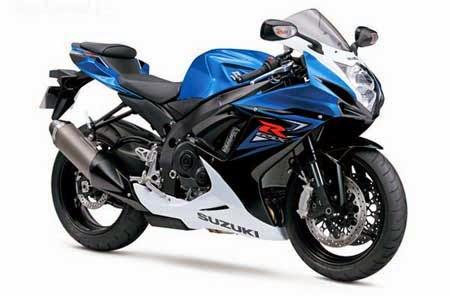 Gambar Motor Suzuki GSX-R600
